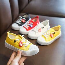 Cloth Kids Boy Girl Baby Toddler Kid Sports Sneaker Breathable Canvas Shoes