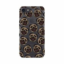 Flavr Soft Clear Case for iPhone 7 / 8 - Pugs