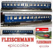 FLEISCHMANN 8115 VINTAGE PASSENGER WAGON 2a DB LUXURY TRAVEL TOUROPA BOX SCALA-N