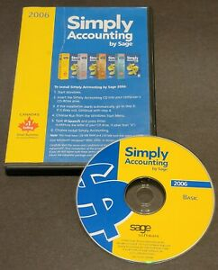 Simply Accounting by Sage 2006