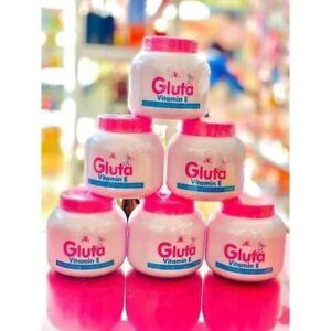 Gluta Vitamin E Moisturizing Collage Cream
