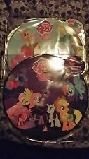 My Little Pony Hot Topic Exclusive Soundtrack Vinyl Picture Disc 2LP Set Variant