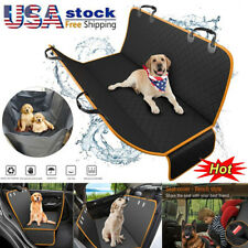 Waterproof Dog Car Seat Cover Hammock for Cat Pet Suv Van Back Rear Bench Pad Us