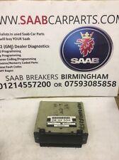 SAAB 9-5 95 9-3 93 DICE Electronic Control Unit 5044334  53070082B TESTED