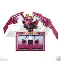 Transformers Masterpiece MP-13B Ratbat Cassettes for Sondwave MP-13