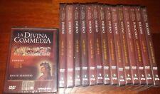 Opera Complete 15 DVD The Divina Comedy Dante Alighieri Deagostini Cake