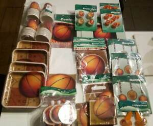 Basketball Theme  Birthday Party Decoration (25 Packages) Same day delivery if y