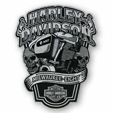"Harley-Davidson Aufnäher, Emblem ""Milwaukee-Eight* XL *EM255904*"