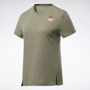 Reebok Women's CrossFit® Games 2020 ACTIVCHILL + COTTON Tee Size Small NWT $40