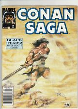 Marvel = Conan Saga Comics - Issue 58 - bagged/boarded - 9.2 - Norem