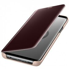 Samsung Funda flip transparente VER ef-zg965cfe para Galaxy S9 Plus g965f