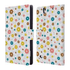 Fundas y carcasas Head Case Designs color principal blanco para teléfonos móviles y PDAs Sony