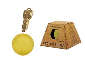 TAKARATOMY Transformers Masterpiece MP-10 Vector Sigma
