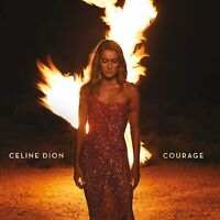 Courage (Deluxe Edition) Deluxe Edition CD Céline Dion