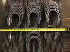 20 Qty! *New* Calvary Trooper Steel Horseshoes - Size00 8 Mm Bulk Lot