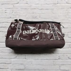 Patagonia Black Hole Duffel Bag 40L Dark Grey