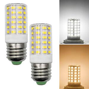 E27/E26 LED Light Globe Bulb 66-5730 Corn Lamp Fit RV/Boat/Solar DC 12V-24V