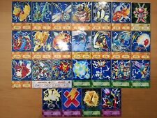 YUGIOH Orica/anime Watt Set/Deck 25 carte