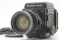 【N MINT+++】 Mamiya RB67 PRO S Body + Sekor c 65mm F/4.5 Lens 120 Film Back Japan