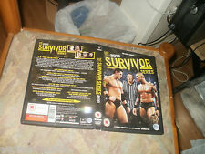 WWE - Survivor Series 2010    2011 15 Starring: Randy Orton   dvd