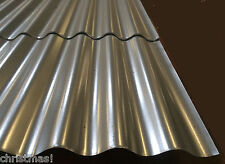 ULTIMATE QUALITY -:¦:- 6ft corrugated galvanised steel roof sheet 10/3 iron tin