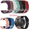 Silikon Wrist Band Armband Ersatz für Samsung Galaxy Watch SM-R800 Smart Uhr