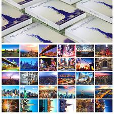LOTS 30PCS New York City Postcards NY Buildings Statue of Liberty Night Views