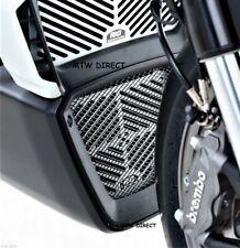 R&G RACING Brushed Aluminium RADIATOR & OIL COOLER GUARD  Ducati XDiavel (2017)