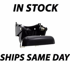 NEW Black Rear Tailgate Handle Assembly For 1999-2006 Chevy Silverado GMC Sierra