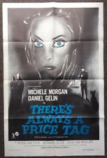 *THERE'S ALWAYS A PRICE TAG (1957) (Retour de Manivelle) French Film Noir Great!