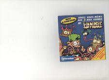 CD ROM KID PADDLE PROMO-PUBLICITE  WANADOO  DUPUIS  MIDAM  Jeux PC