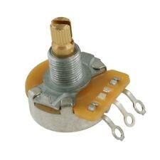 NEW CTS 250K Split Shaft Audio POT for Electric Guitar Parts Strat EP-0085-000
