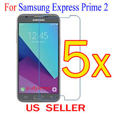 5x Clear Screen Protector Guard Cover Film For Samsung Galaxy Express Prime 2