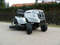 MTD Rasentraktor Aufsitzmäher 17,5 PS B&S Rasenmäher Traktor 107T/175 Schlepper