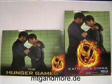 The Hunger Games Movie Trading Card - 1x #036 Katniss & Cinna