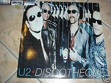 U2 - Discotheque - Single Mix 12''