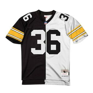 Jerome Bettis Pittsburgh Steelers M&N Split Legacy Jersey Men 2XL *MINOR FLAWS