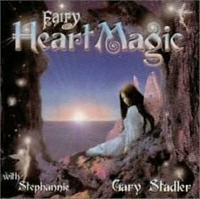Fairy Heart Magic with Stephannie; Gary Stadler (CD, 2000) LIKE NEW