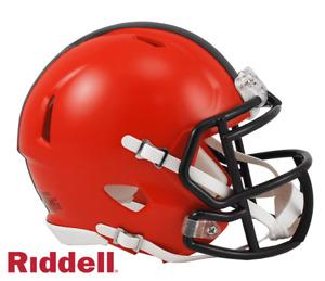 Cleveland Browns Speed Riddell Mini Helmet New in box