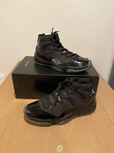OG Mens Retro Jordan 11  Gamma Blue size 10.5