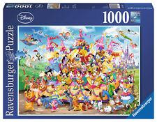 Ravensburger Disney Carnival Multicha 1000pc Jigsaw Puzzle