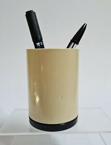 Topf Bleistift aus Kunststoff Biki 932 Design Studio ERRE Made Italien Jahr 1980