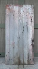 "Farmhouse BARN DOOR 68"" AUTHENTIC Vintage OLD Door FARM DOOR Salvaged Barn Wood"