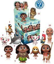 Set Figure Oceania Vaiana Moana Mystery Mini Pop Funko Mistery Maui Disney #2
