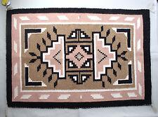 Original Price Tag Navajo Rug Two Grey Hills  Fred Harvey Trading Post, Genuine