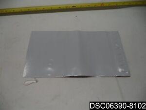 """Qty= 600: EBAP00113 6.25"""" X 8.5"""" +3mil Shipping Bags"""