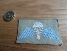 AIR FORCE ? , Parachute Wings, military aviation patch