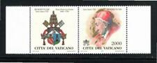 AL1566 Vatican 1999 SC#1102 $4.00 Single with Arms Label & Benedict XIII Mint NH