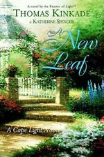 A New Leaf (Cape Light, Book 4) Kinkade, Thomas, Spencer, Katherine Hardcover
