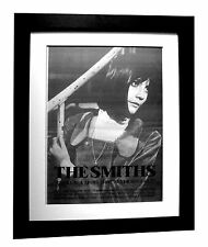 SMITHS+MORRISSEY+THERE IS A LIGHT+POSTER+AD+FRAMED+ORIG 1992+EXPRESS GLOBAL SHIP